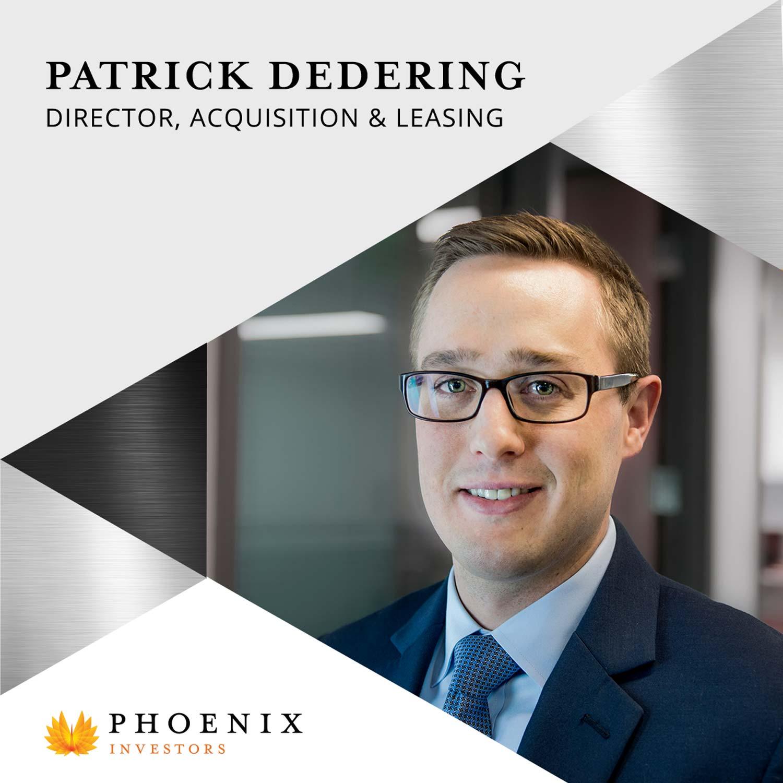 Patrick Dedering | Phoenix Investors
