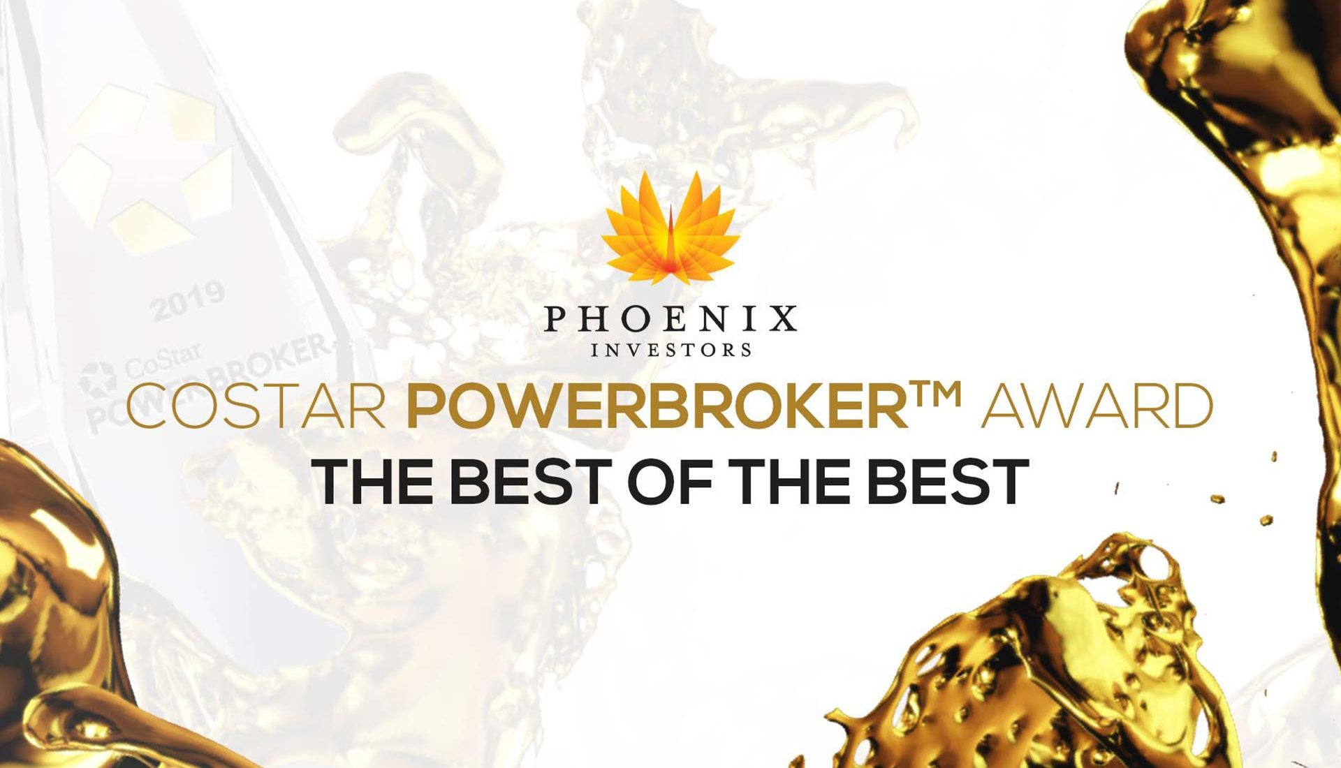 CoStar Powerbroker Award