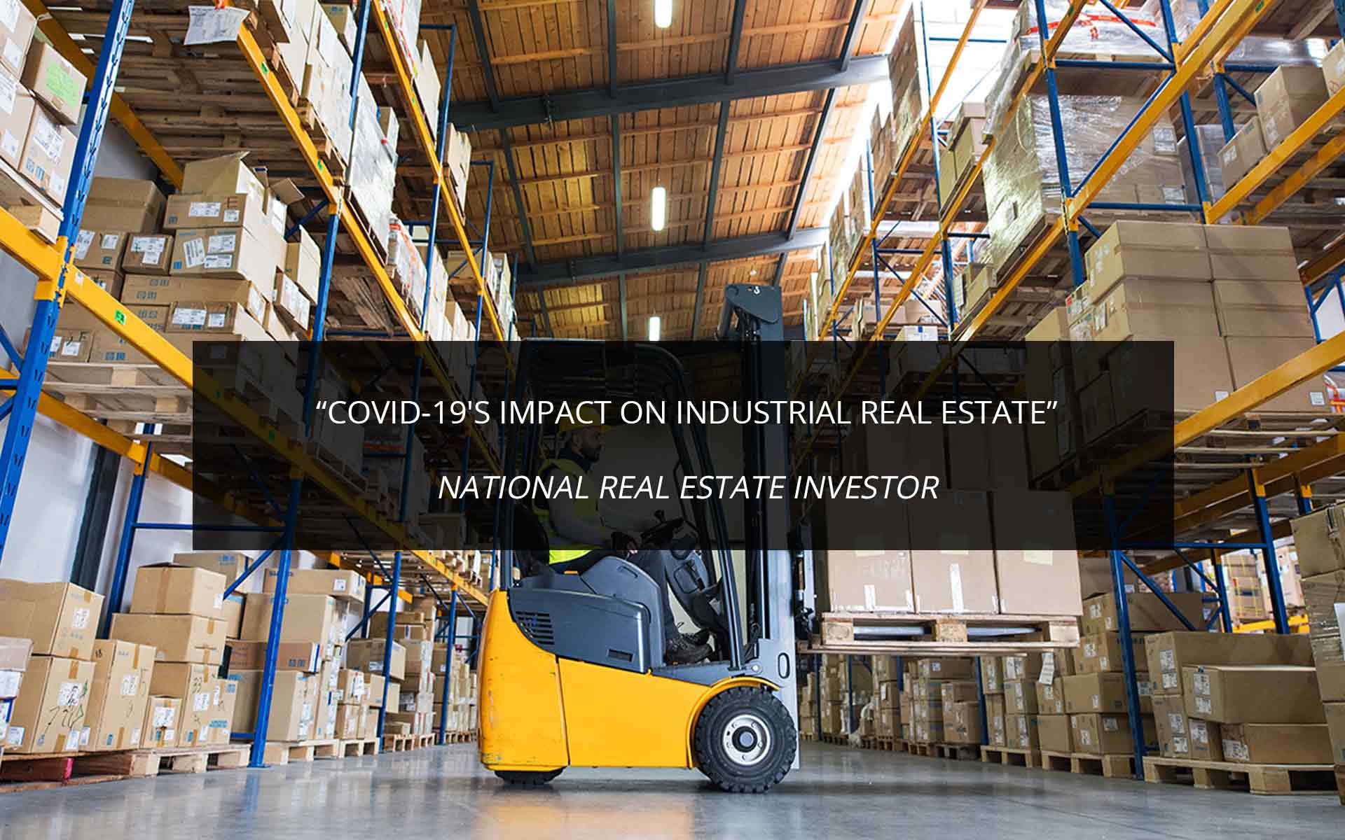 COVID-19's Impact on Industrial Real Estate